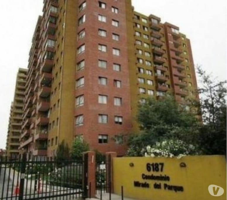 Condominio Mirador del Parque...en estación metro Mirador..