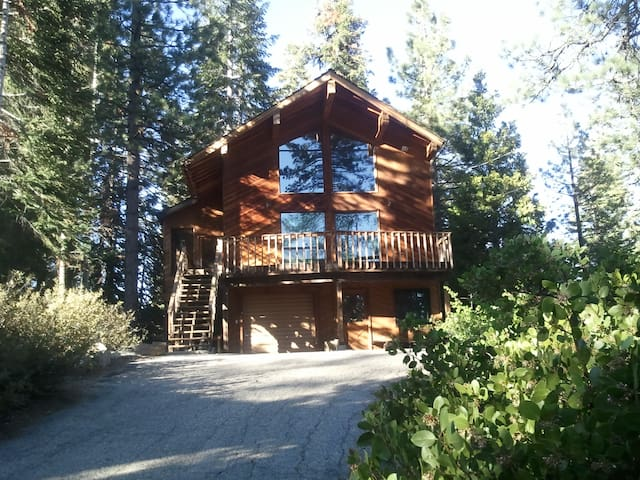 Mtn comfort in Giant Sequoia Nat'l Forest @7200ft