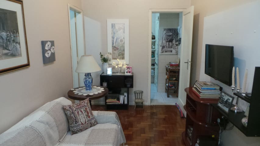 Cosy apartment in Rio (Botafogo)