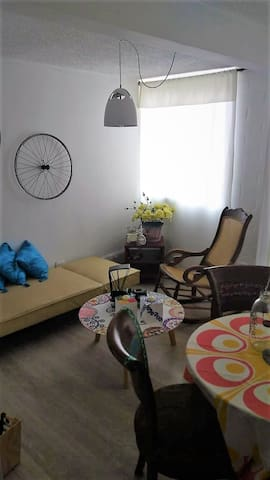 Cómodo apartamento en Zipaquira