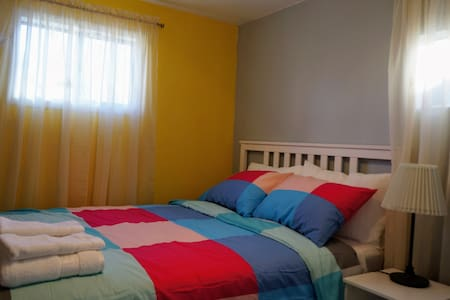 lovely Bedroom 3,private bath, Modesto downtown!