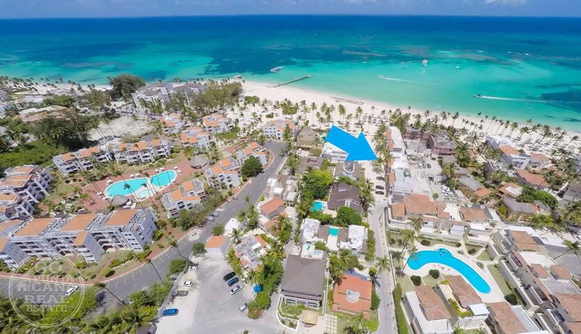 Flor del Mar Condo Punta Cana Beach View 4BR Apt10