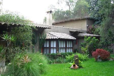 Casa campo Santa Eulalia Lima Perú