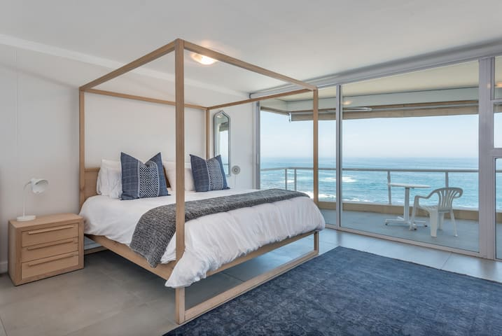 Main bedroom with ocean view