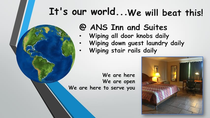 ANS Inn & Suites (Efficiency Suites)