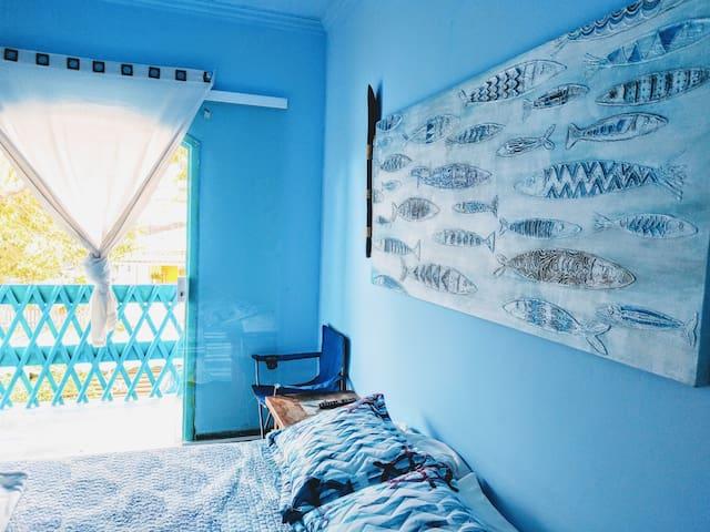 Residencial Praia Bertioga - Suíte Top Casal