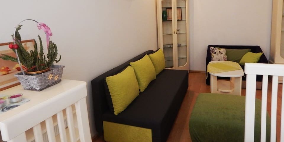 Apartment in centre up to 5 guests - Bydgoszcz - Apartment