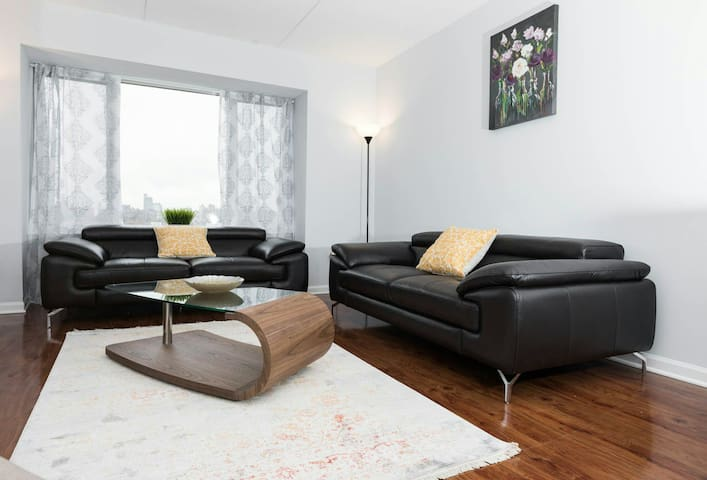 Relaxation pleasure with the 2 bed room apt at NJ