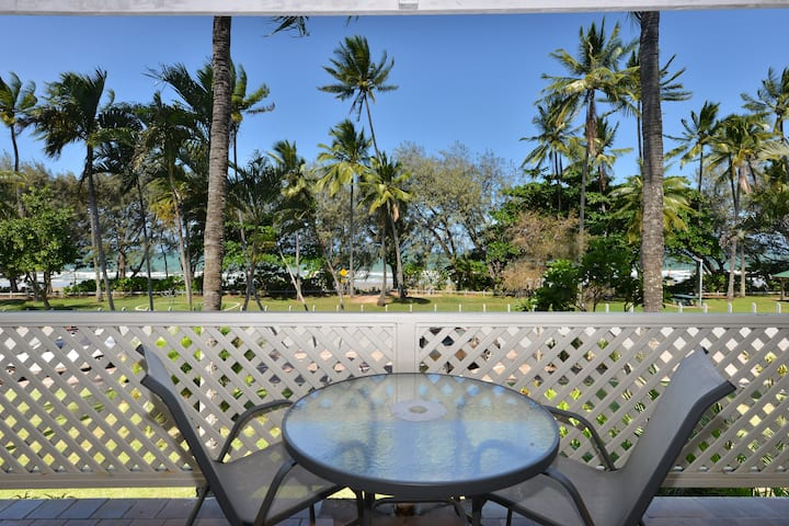 Seascape Holidays at Beachfront Terraces