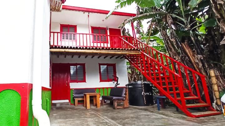 Villa Guacamayo ¨Tucán¨ max 2 personas