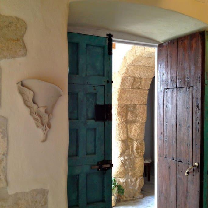Old World Bedroom Suite