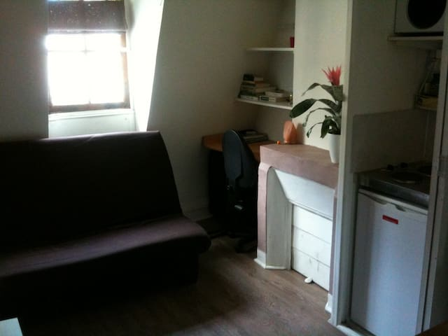 Lovely studio in the heart of Paris