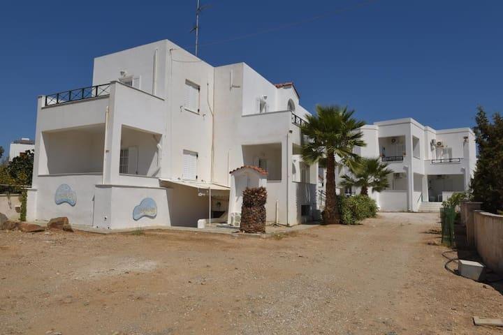 Βάρη, Σύρος - Δωμάτιο 2 ατόμων ισόγειο