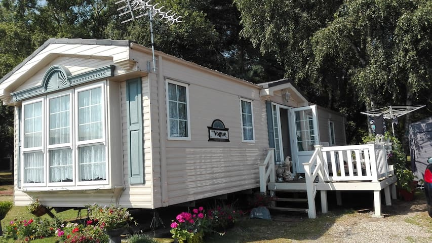 Tattershall lakes static caravan. Room to stay in. - Tattershall - Lain-lain