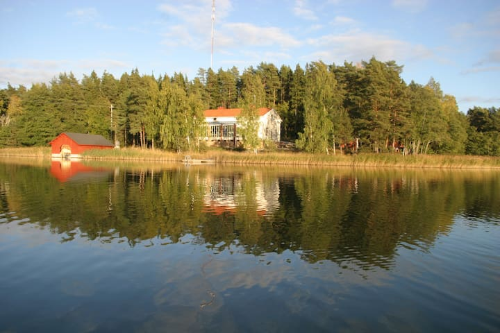 VILLA REUTER  50m2 at seashore - Parainen - Daire