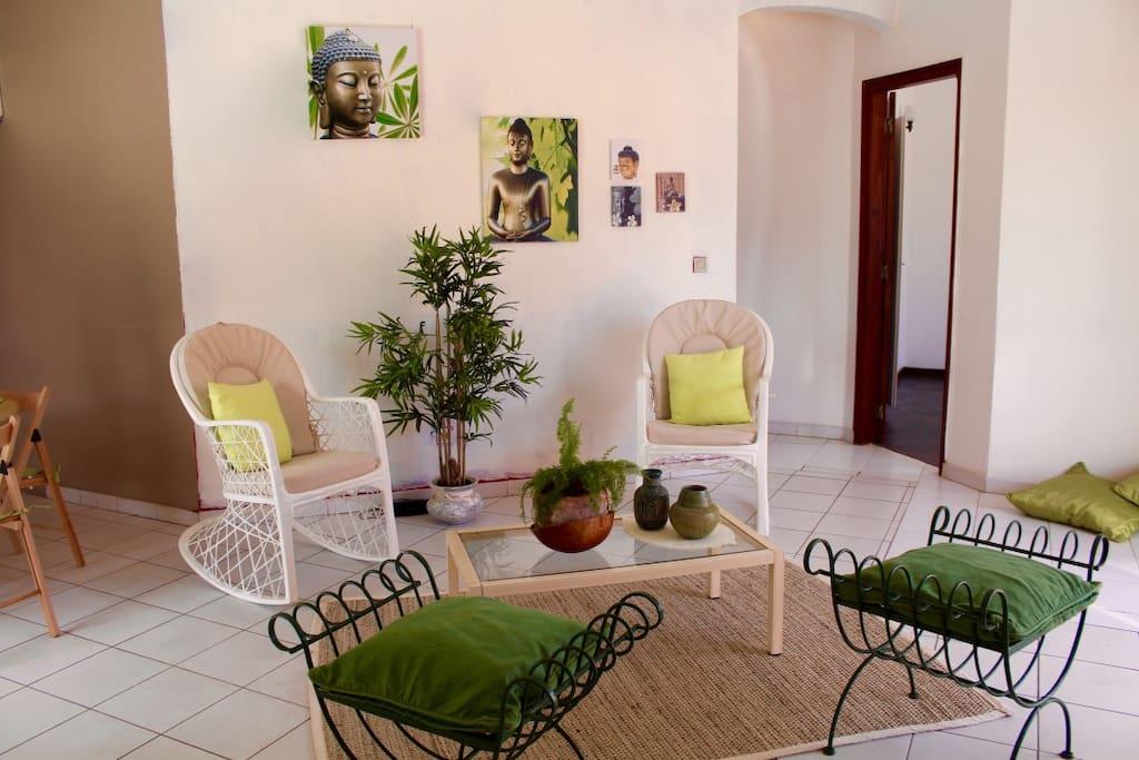 zen house bananier maisons louer capesterre belle eau basse terre guadeloupe. Black Bedroom Furniture Sets. Home Design Ideas