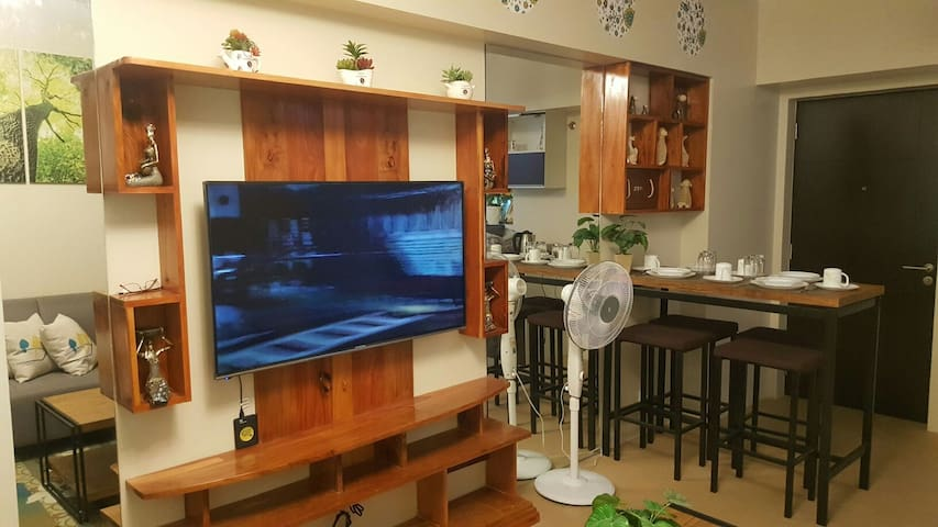 1BR Avida Condo Unit heart of Davao City