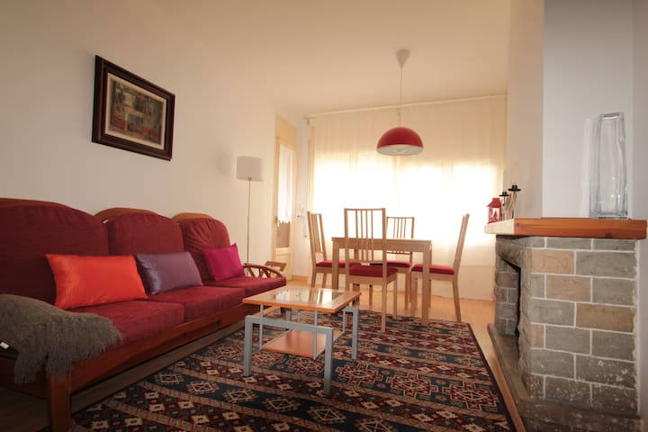 Quiet apartment in Encamp. - Encamp - Byt
