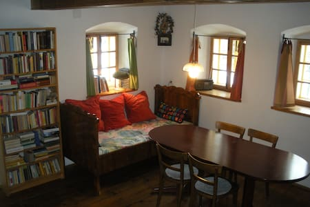 Nice Apartment in old Farmhouse - Gries bei Oberndorf - Apartemen