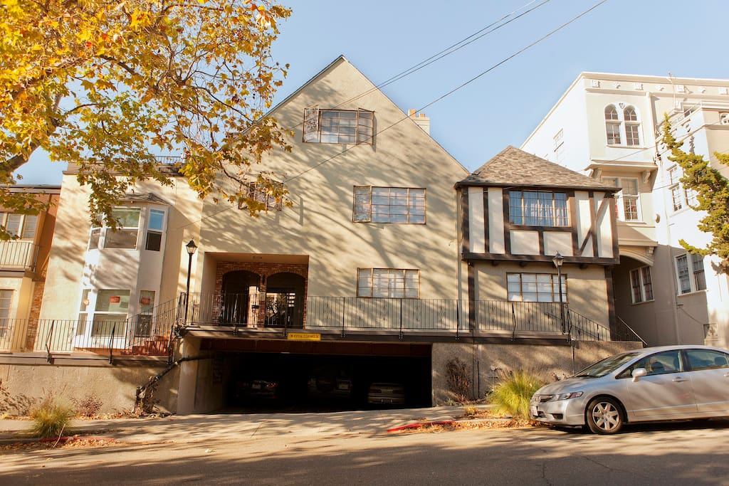 Peaceful Clean 2 Story Apt Ucb Apartments For Rent In Berkeley California United States