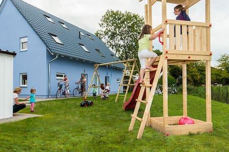 5-Sterne-Ferien in der Uckermark! - Oberuckersee - Дом