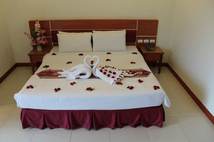 Long Term Stays in Boutique Hotel