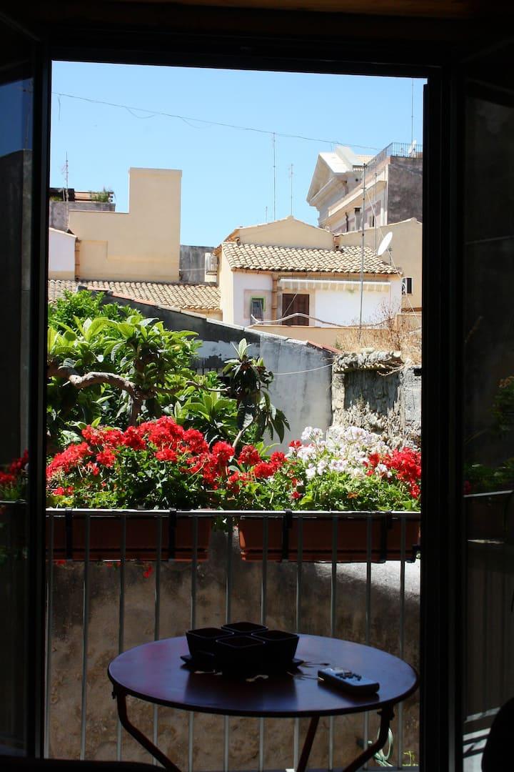 Casa Marta, loft in Ortigia