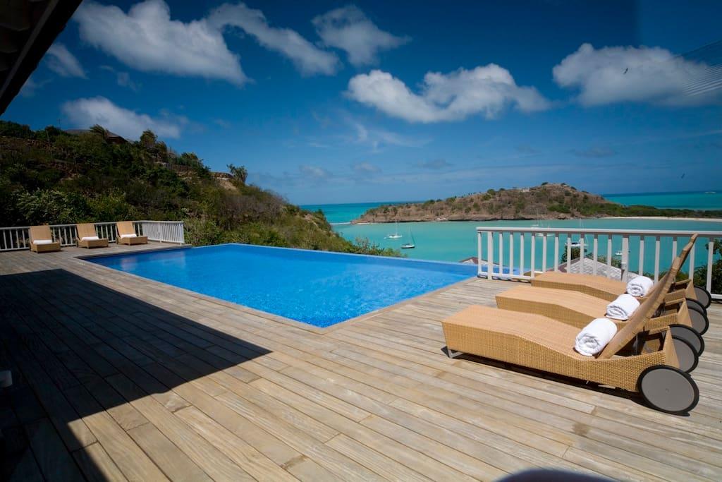 Ville In Affitto Antigua