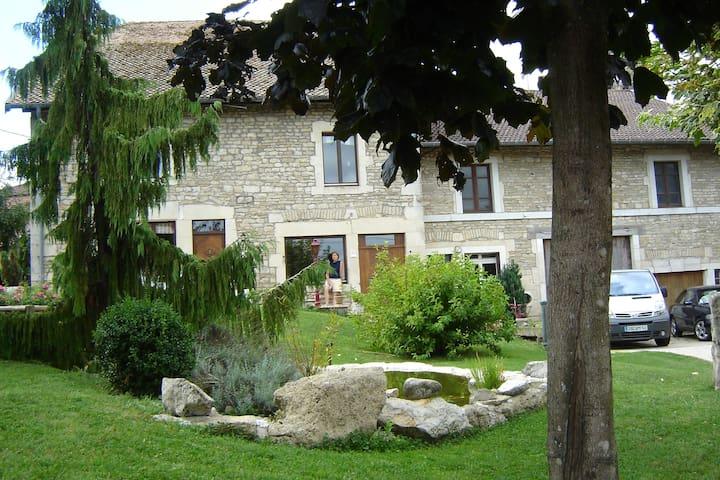 La maison d'Isabelle - Vouthon-Haut - Casa