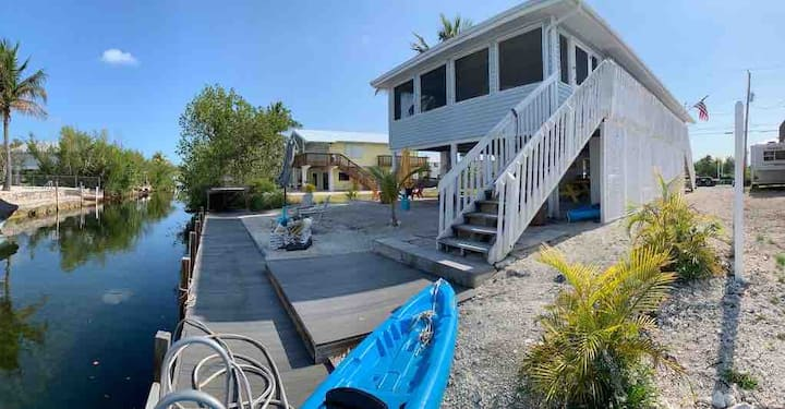 Fisherman's Paradise in the Heart of Big Pine Key