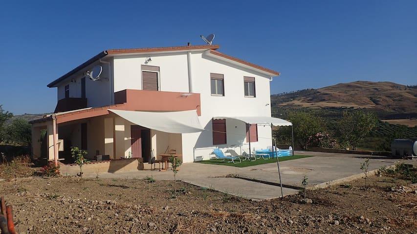 Villa en Sicile - San Biagio Platani - Casa de campo