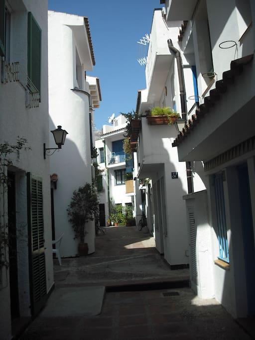 calle apto. blau