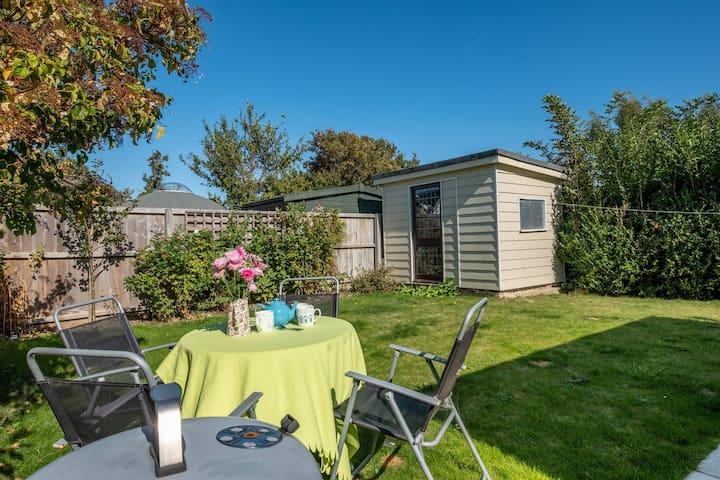 Brook Furlong, Garden Apartment, Bembridge