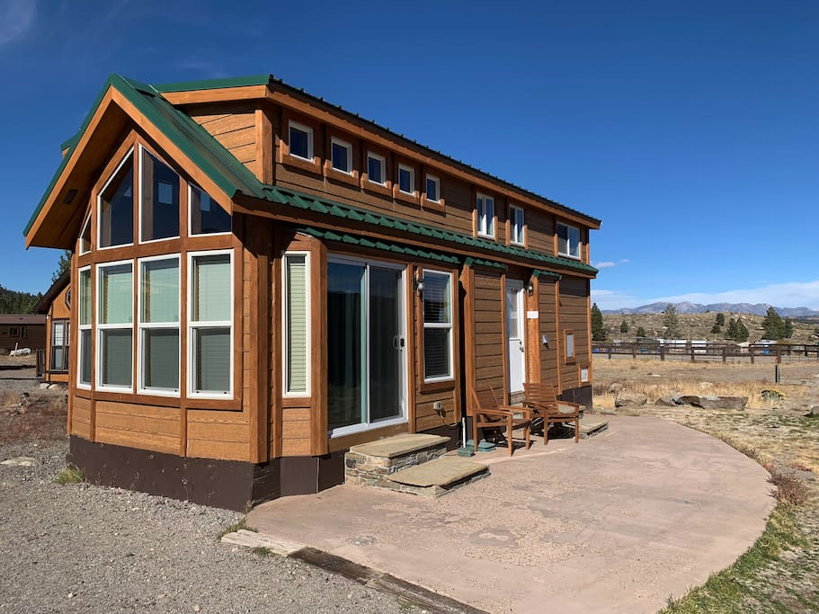 Lonsdale Cabin