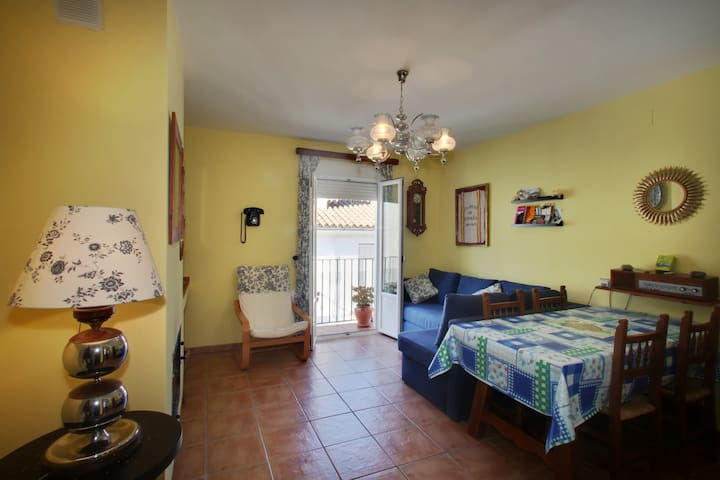 Cosy apartment in Sierra  Grazalema - Benamahoma - Apartemen