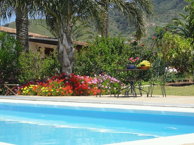 Cottage Finca El Picacho Tenerife - Tejina-Tegueste - อพาร์ทเมนท์