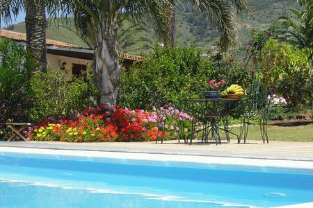 Casa Finca El Picacho B - 4 adults (2 bedroom) - Tejina-Tegueste - Apartament