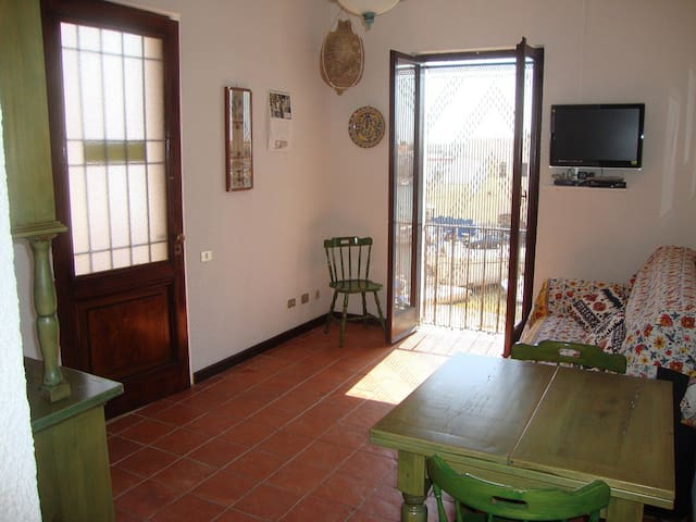 APARTMENT ON THE OLD PORT - Lampedusa e Linosa - Daire