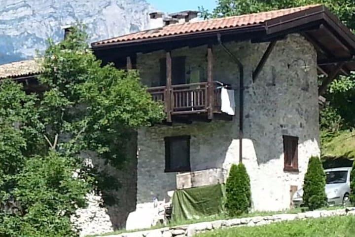 Chalet del mulino del castello. - Province of Trento - Kabin