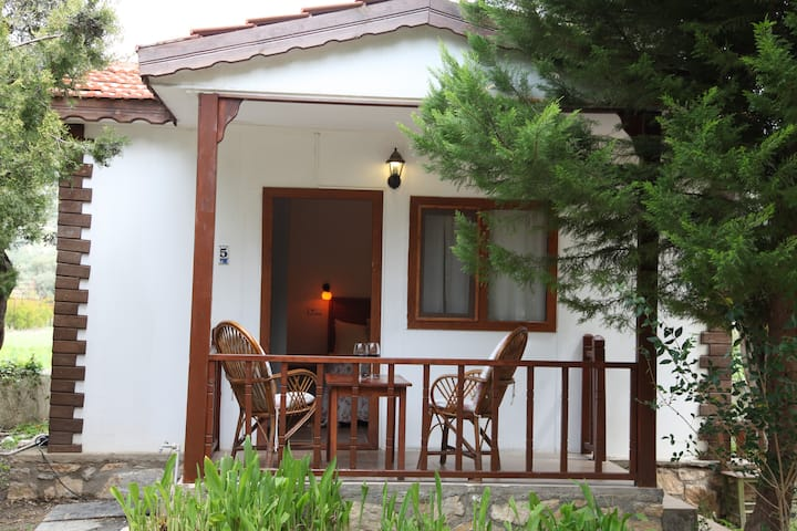Perfect Bungalov with A/C near to beach 6