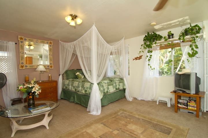 Affordable Romantic Treehouse  - Waianae - Boomhut