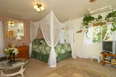 Affordable Romantic Treehouse  - Waianae - Casa en un árbol