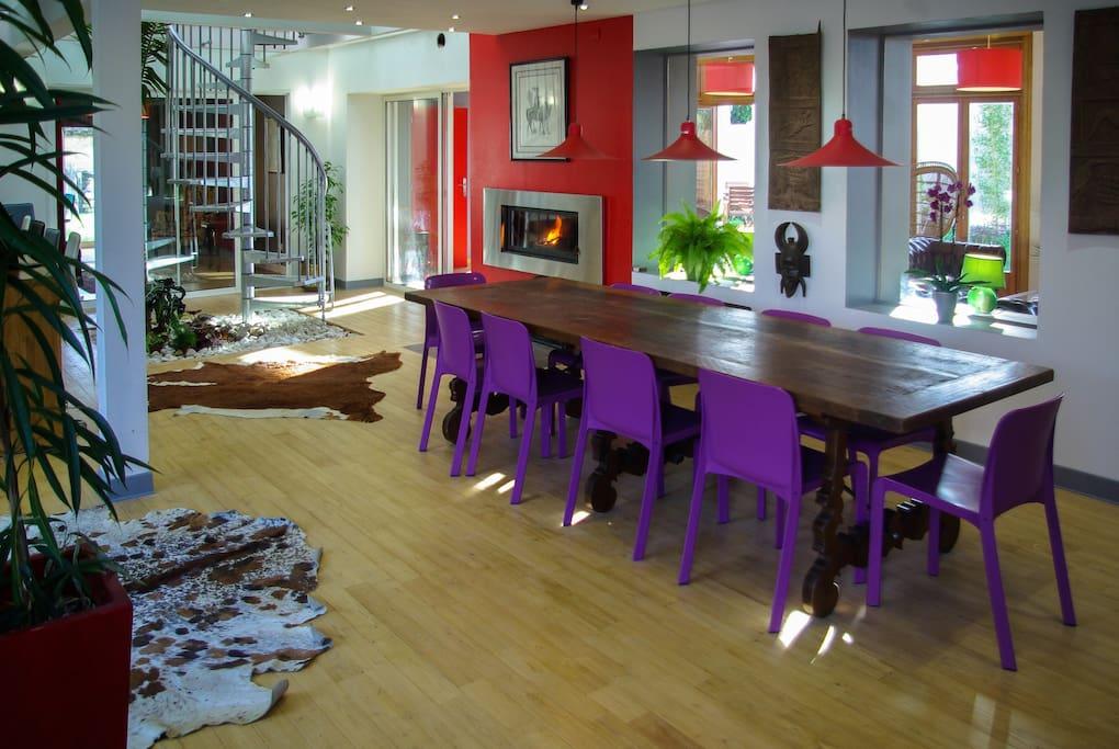 magnifique loft la rochelle maisons louer clavette poitou charentes france. Black Bedroom Furniture Sets. Home Design Ideas