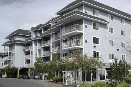 Washington-Birch Bay Resort 1 Bdrm Condo - Blaine