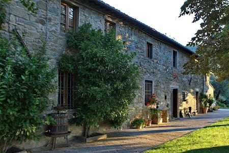 Apartment in Tuscan farmhouse - Massa e Cozzile - Apartmen