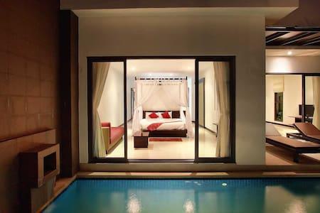 Family Friendly Luxury Pool Villa  - Choeng Thale