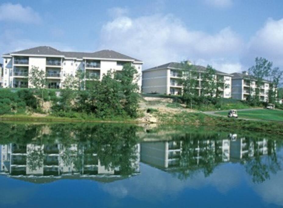 Midwest Mo Branson Resort 2 Bdrm Condo 1 Condominiums For Rent In Branson Missouri United