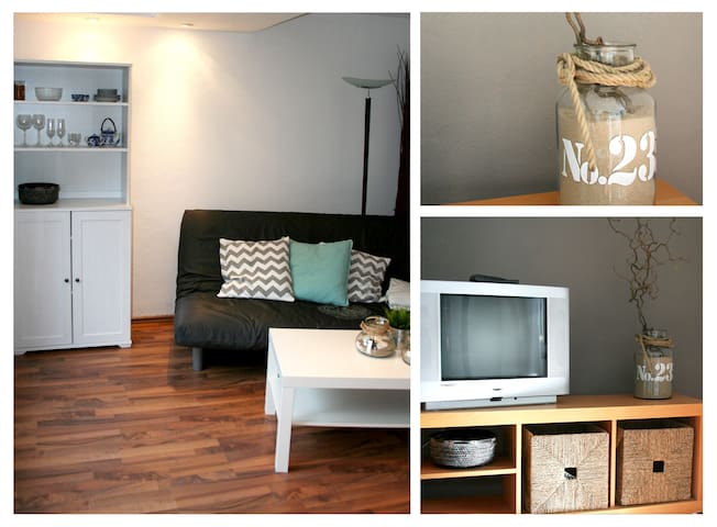 Beachhouse flair in Sülz, renovated - Cologne - Apartmen