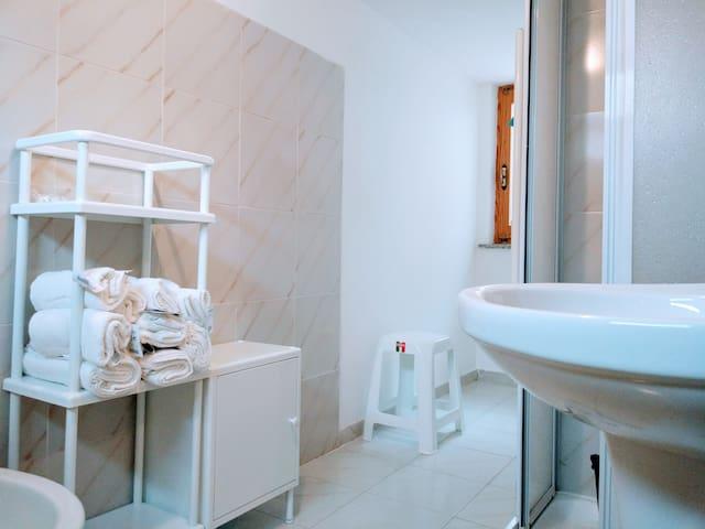 Bagno/Bathroom/Baño/Fürdőszoba