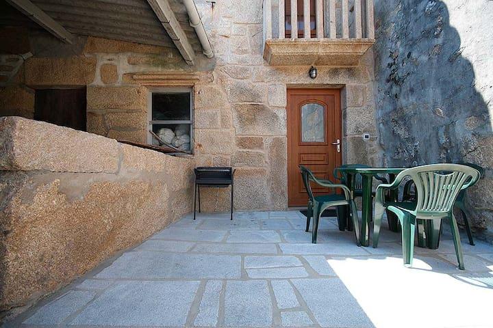 Casa Fontiña Playa Carnota - Caldebarcos - Huis
